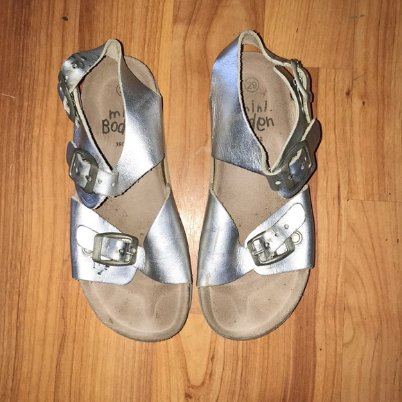 07bc635e5cb1 •Mini Boden• Leather Gladiator Sandals. M 5b0ed1e446aa7c5f72100a28